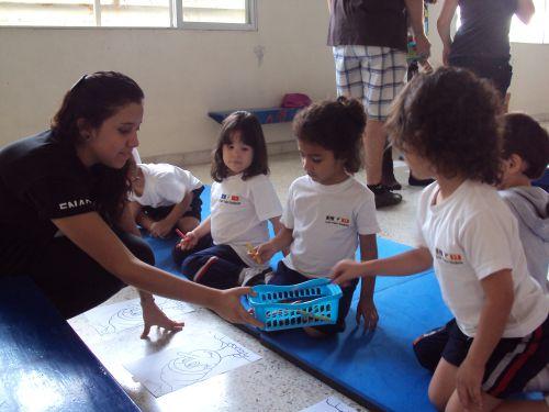 Semana del Español / Liceo Franco Hondureño/ Pre-escolar