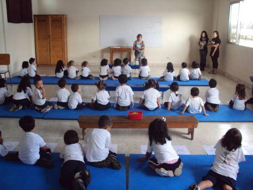 Semana del Español / Liceo Franco Hondureño / Pre-escolar