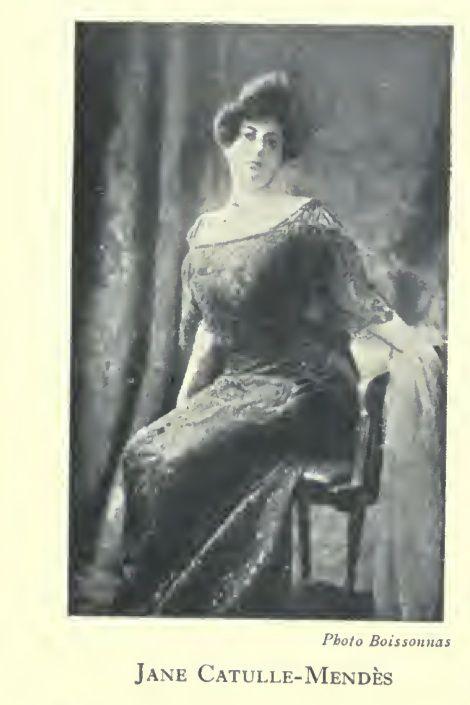 Jane Catulle-Mendès