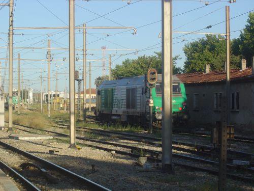 2012-08--08 Miramas / 75065 rentre au dépôt