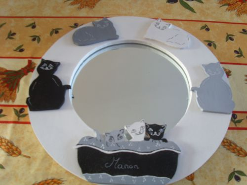 miroir pour manon