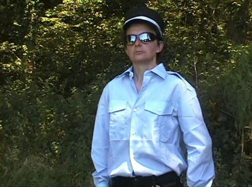 Chef policier