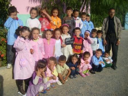 Rentrée scolaire 2010/2011 à Lemroudj