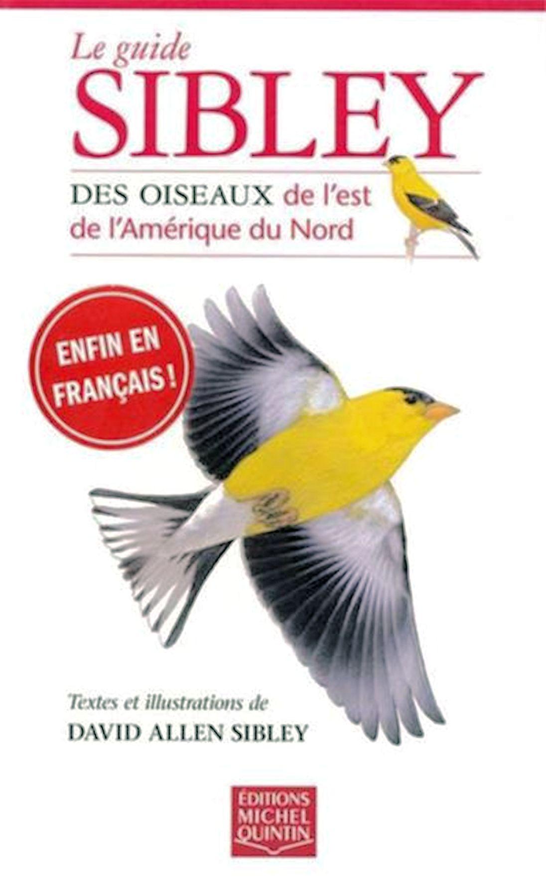 Sibley  les oiseaux de l'est de l'amérique du nord..jpg