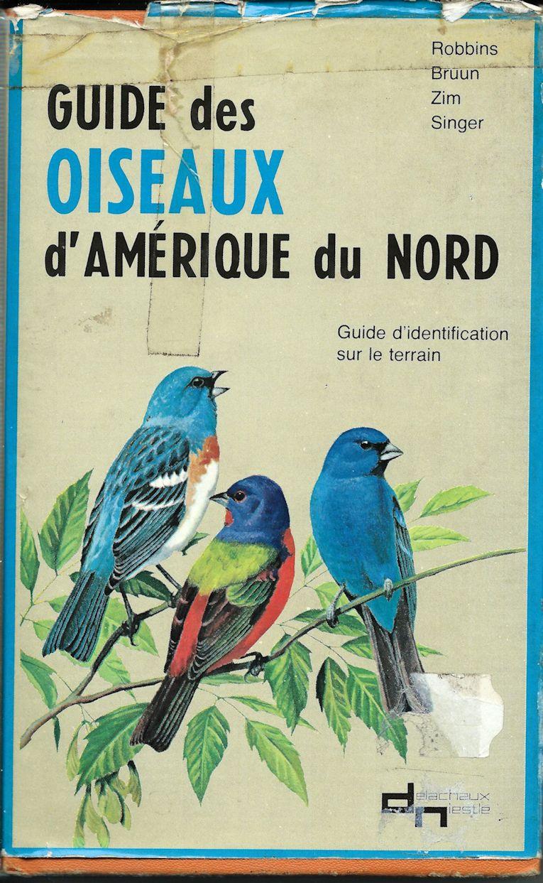 Guide des oiseaux d'Amérique du Nord -.jpg