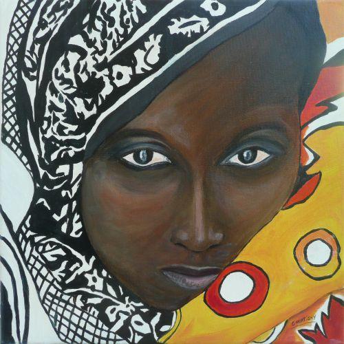 Jeune Togolaise
