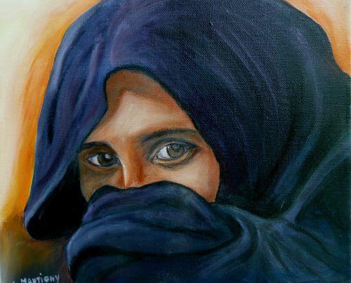 Femme Afghane