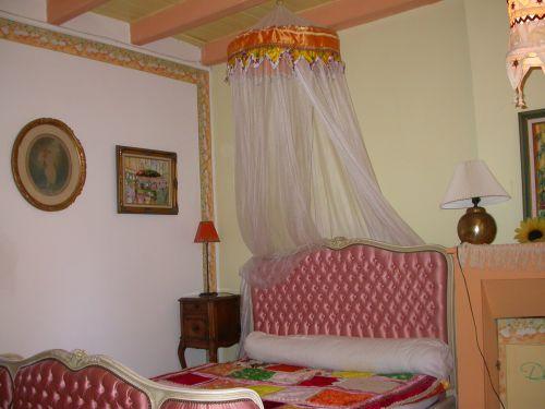 encore la chambre Barcarole et son patchwork