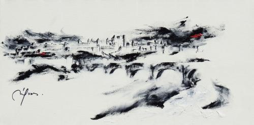 274  Carcassonne  ( 50 x 100 ).jpg