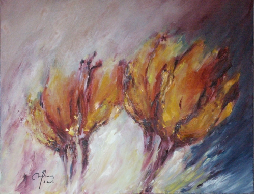 51 cinq tulipes(92x73).jpg