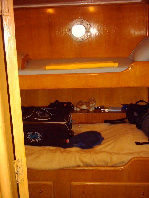 Ma cabine