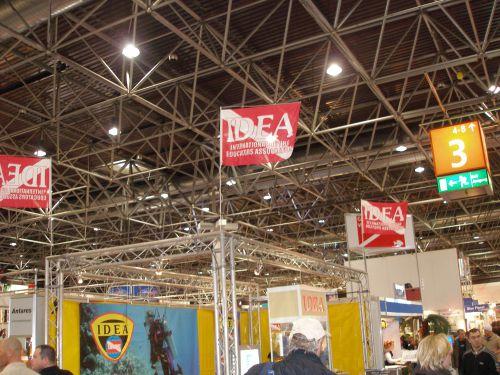 Le stand IDEA