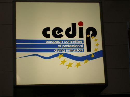 Le stand CEDIP