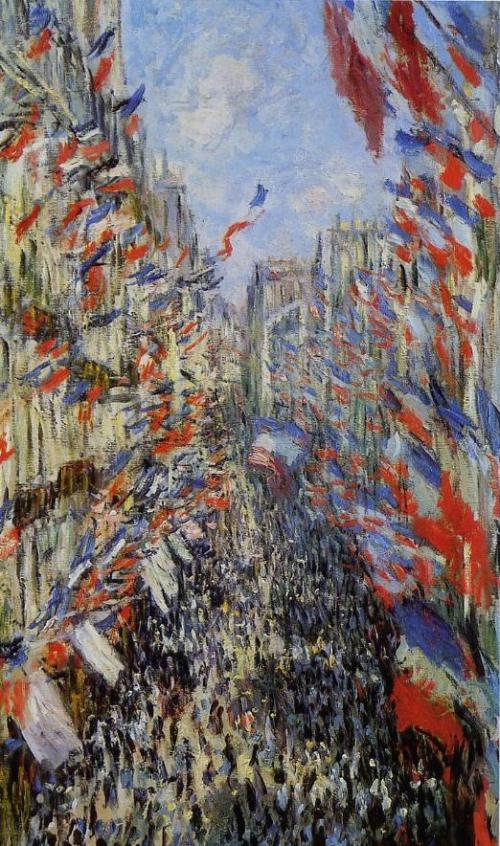 La rue Montorgueil 1878 Claude Monnet.jpg