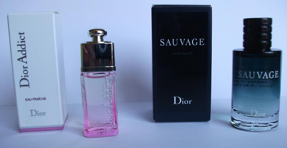 DIOR miniatures de parfum Addict Eau Fraiche & Sauvage EdT 10 ml.png