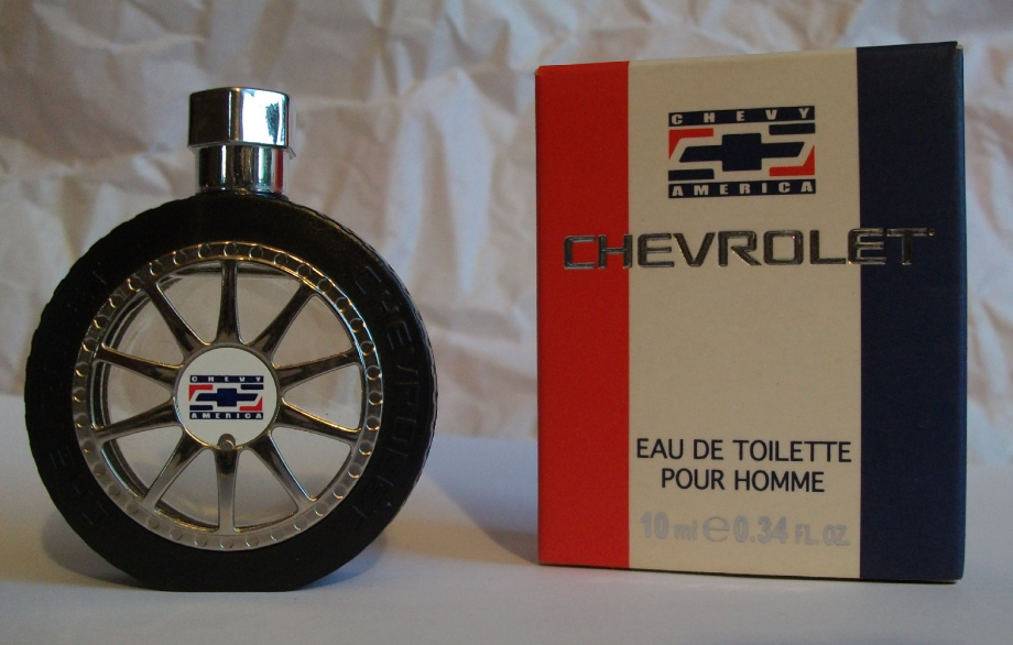 CHEVROLET Chevy America miniature de parfum msparfums.png