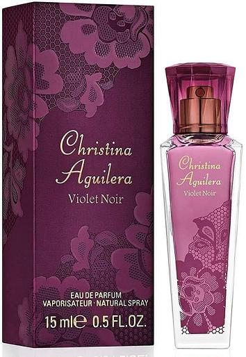 Christina Aguilera Violet Noir miniature de parfum 2018.png