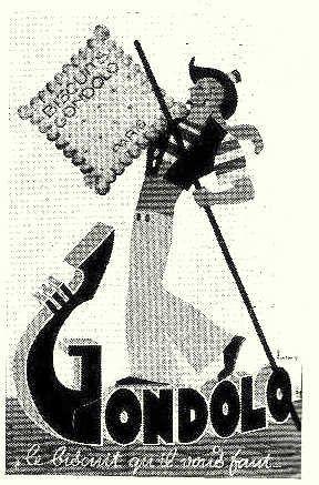 GONDOLO 1945