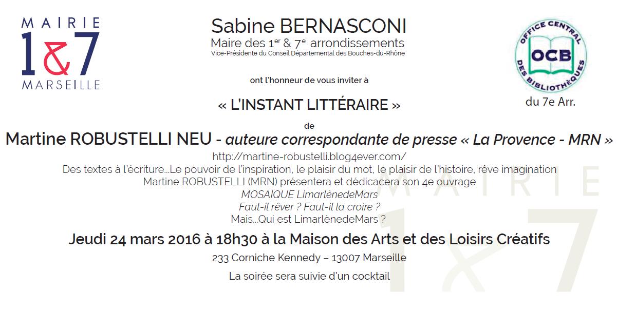 MOSAÏQUE 24 03 16  Instant littéraire  SCAN Mairie 1.png