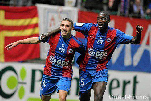 Julien Toudic et Sambou Yatabare