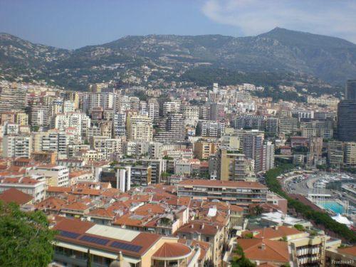 Monaco vue d'ensemble