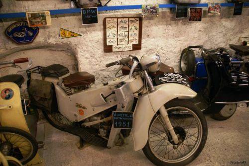 Vélocette type L E 1951