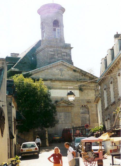 Eglise de benodet
