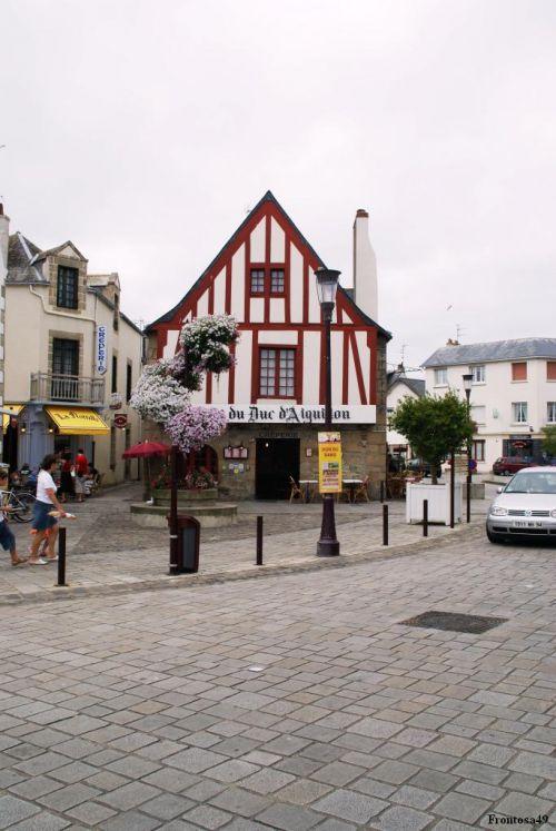 Rue du Croisic