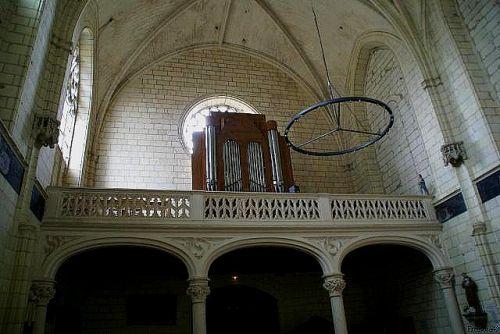Orgue de l'abbaye