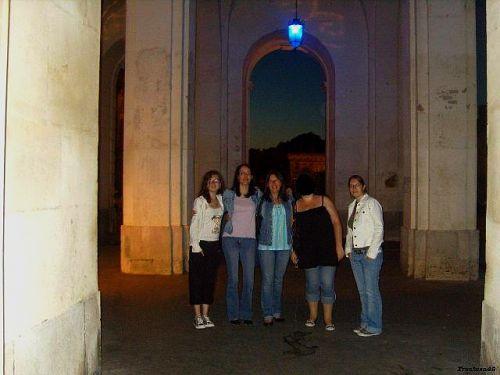 Les filles la nuit à Nancy