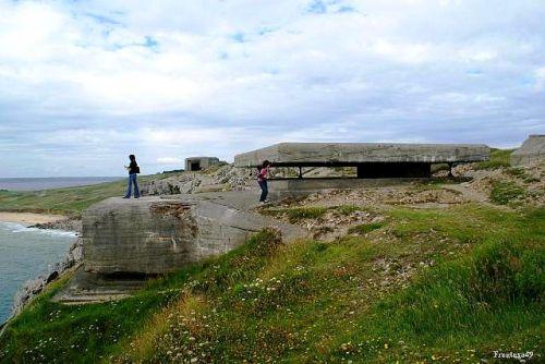 Bunker sur la cote