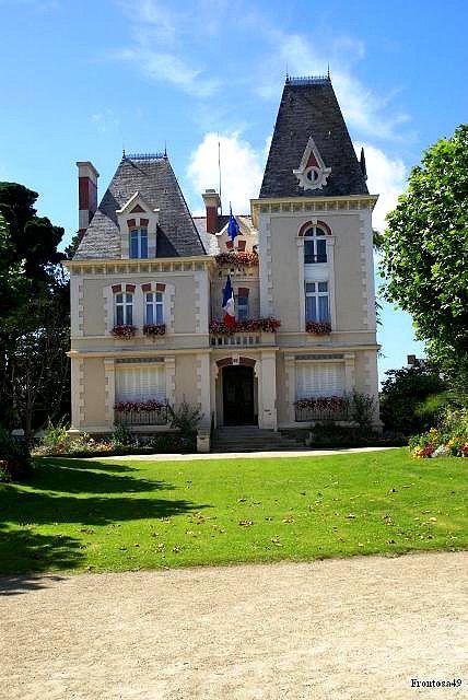 Mairie de Cancale