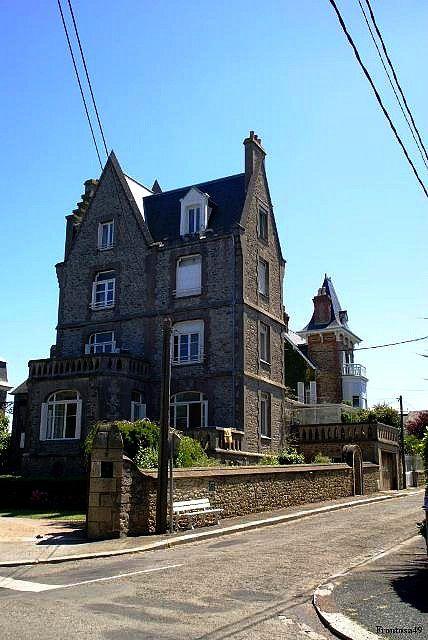 Villa à Dinard