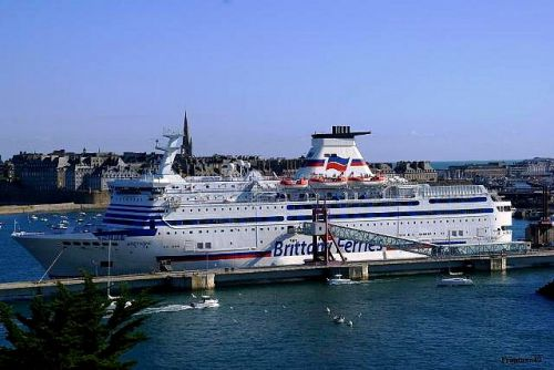 Ferries pour l'Angleterre