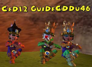 Le roi Cddu46, le prince Guide 26 et le roi de la danse Ced12 !