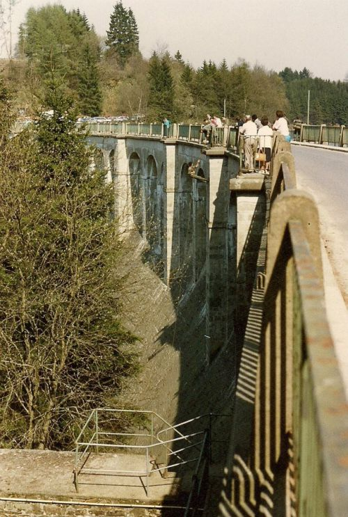 1989 Esc C barrage de Robertville