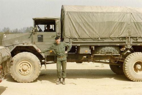Vogelsang Elsenborn 24 04 au 03 05 1989 Esc C Goffin