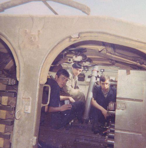 AMX mortier