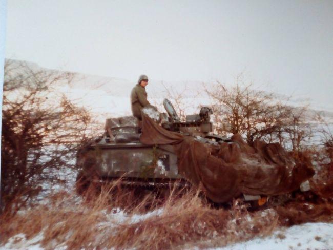 4chch, lieutenant DRUART, décembre 1983