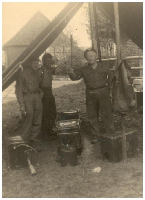 1MDL Steffens(Sqms), Gérard Pétriaux et Brig Roufosse