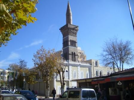Mosquée El Atik à Sétif