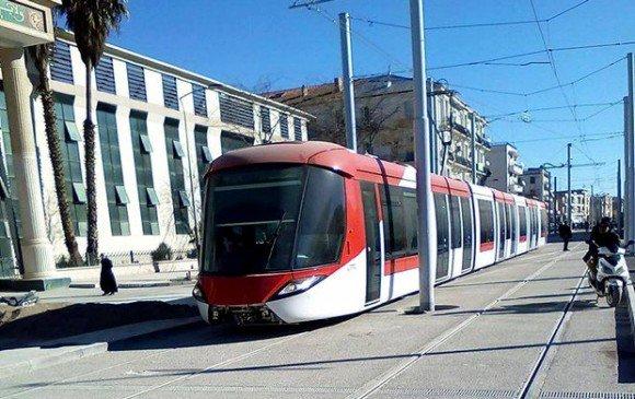 Tramway de Sétif