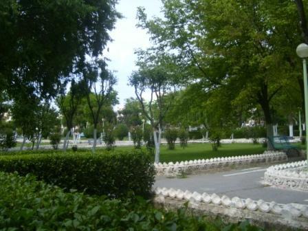 Parc d'attraction de sétif