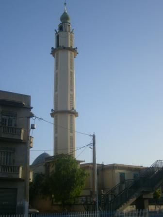 Mosquée de Tbinet sétif