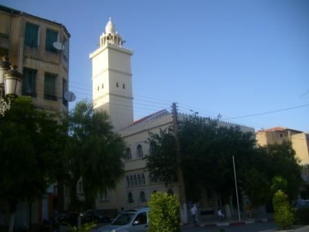 Mosquée de la gare