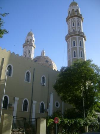 Mosquée Ibn Badis