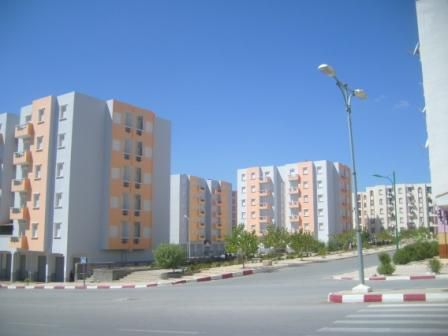 Cité El Hidhab à Sétif 15 septembre 2010