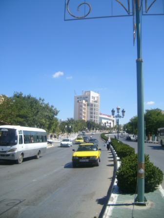 Cité 600 lgts à Sétif 15 septembre 2010
