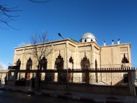 Mosquée de la cité 750 lgts à Sétif