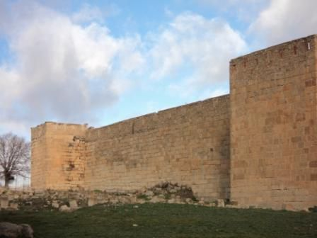 Ruines romaines à Sétfi ville